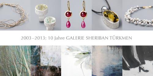 10 Jahre Galerie Sheriban Türkmen